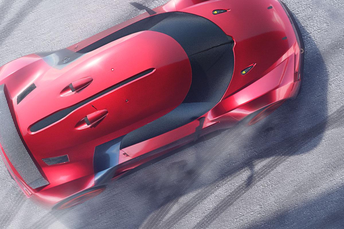 Audi GTHR-Portfolio cover